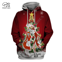 Men Women Merry Christmas Costumes Print 3D Hoodies Funny Santa Jack Corpse Gift Sweatshirt t shirt zipper jacket pullover