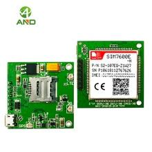 LTE CAT4 módulo Junta SIM7600E H,4G LTE cat 4 breakout board,SIM7600E H core board 1pc