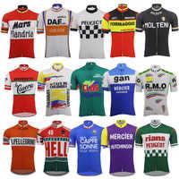 Los hombres de manga corta jersey de Ciclismo ropa Ciclismo bicicleta jersey desgaste ropa de Ciclismo maillot de la bicicleta al aire libre ropa