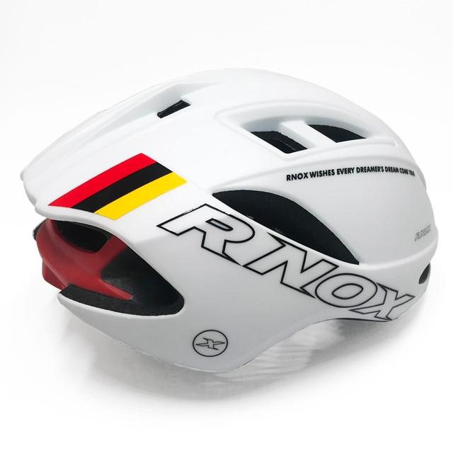Aero capacete triathlon capacete da bicicleta tt estrada capacete para homens mulheres corrida ciclismo capacete mtb casco equipamentos 3