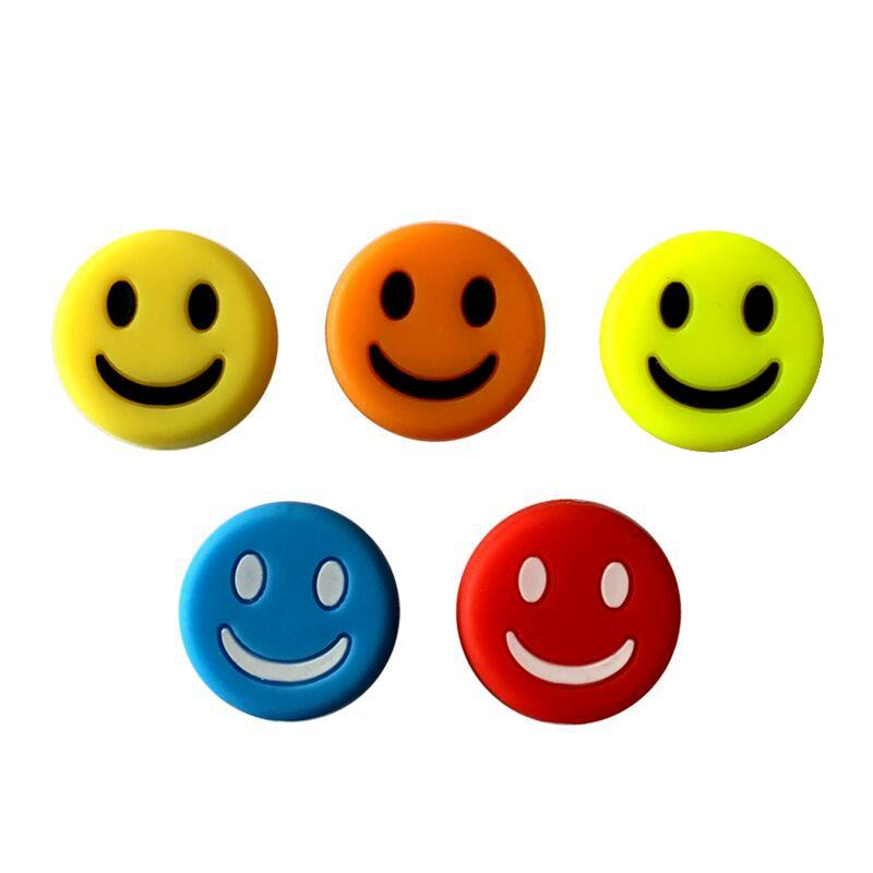 Free Shipping(25pcs/lot) Smile Face Vibration Dampeners/tennis Racquet/tennis Racket
