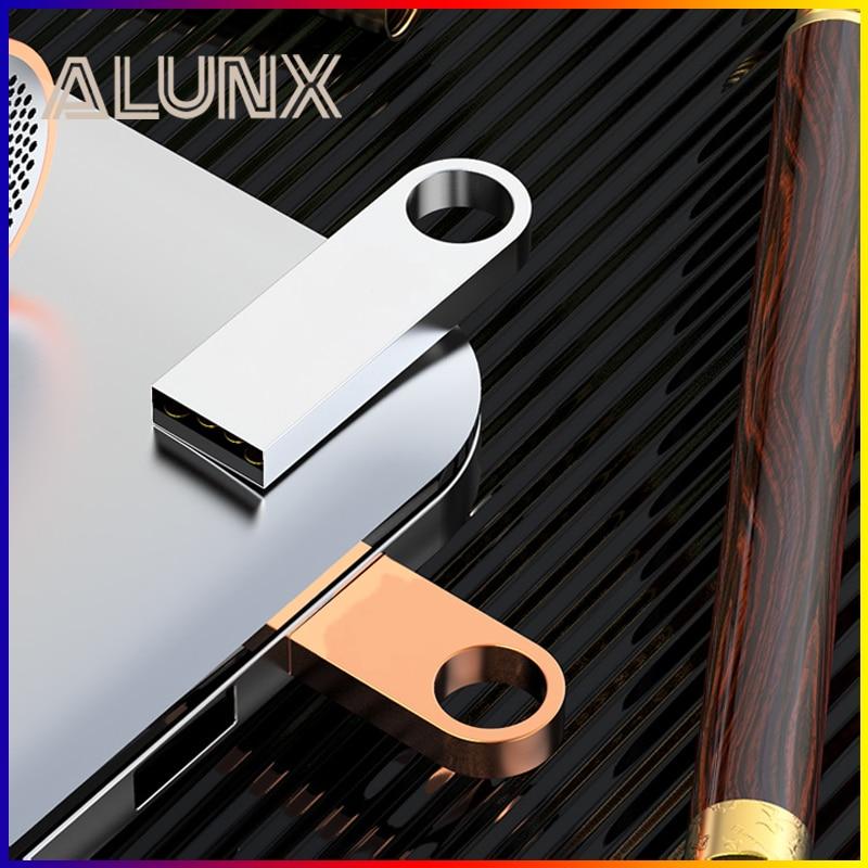 Clé USB étanche haute vitesse, support à mémoire de 4 gb 8 gb 16 gb 32 gb 64 gb 128 gb, lecteur Flash