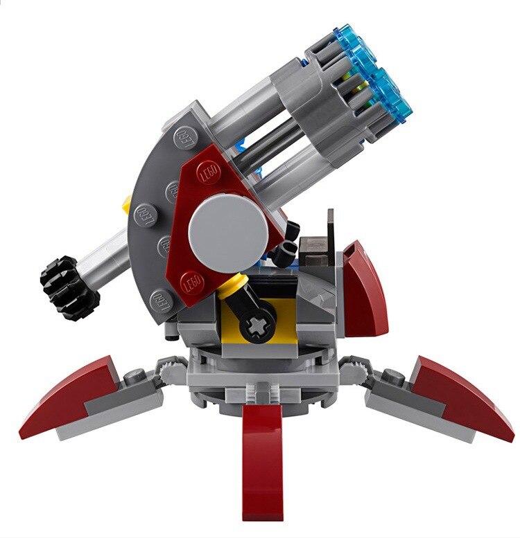 Bela 10367 Star Wars Shadow Cavalry Commando 106Pcs Building Block Bricks Toys Compatible with 75088