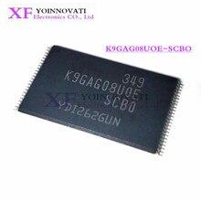 500 pcs/lot K9GAG08U0E K9GAG08UOE SCBO K9GAG08U0E SCB0 TSOP48 IC Meilleure qualité