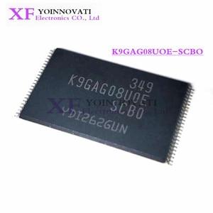 Image 1 - 500 sztuk/partia K9GAG08U0E K9GAG08UOE SCBO K9GAG08U0E SCB0 TSOP48 IC najlepsza jakość