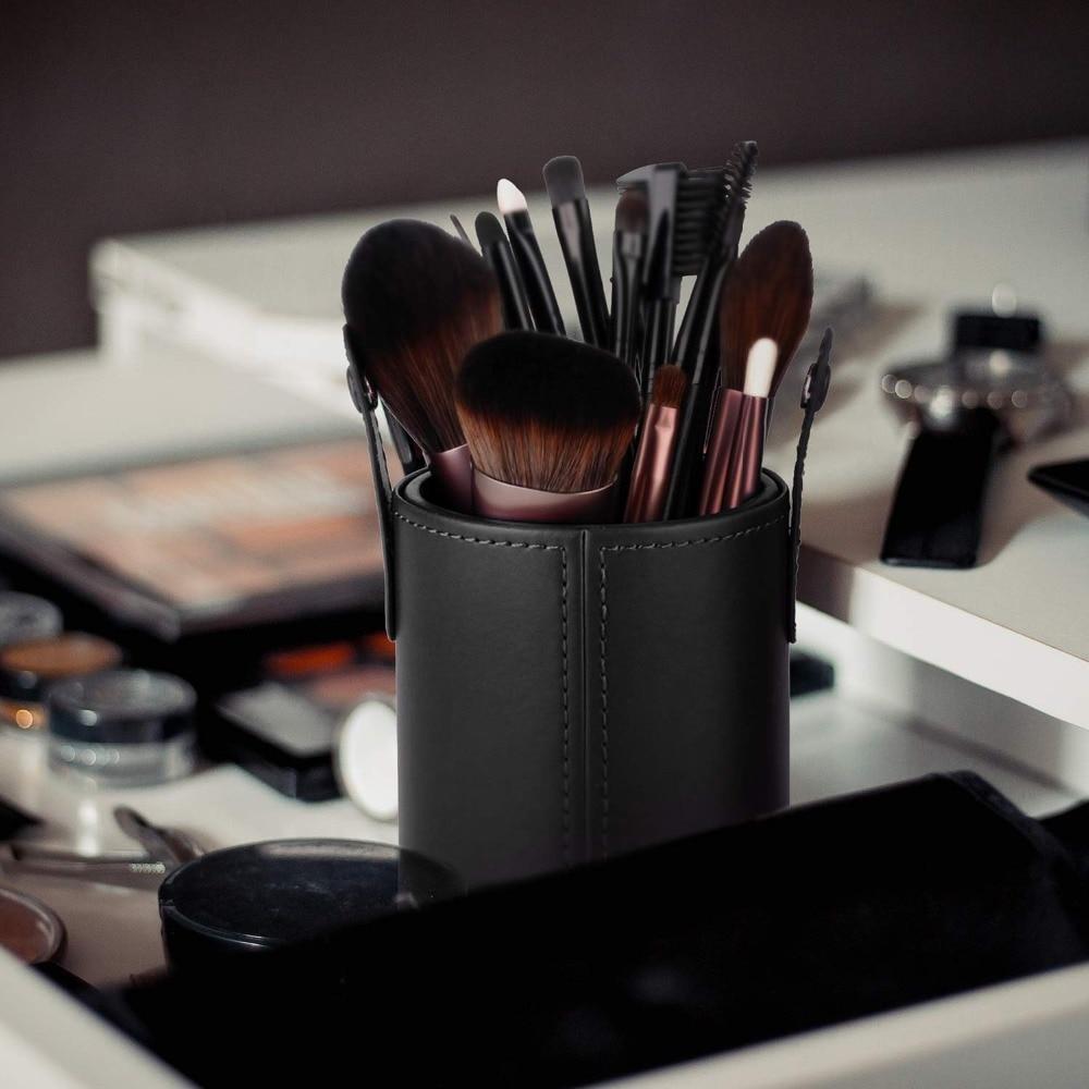 Vegan Makeup Brush Holder