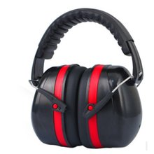 цена на Anti-noise Ear Protector Ear Muff Hearing Protection Soundproof for Shooting Earmuffs Earphone Noise Redution Workplace Safety