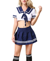 Japan Style Tennis Skirt Outfit