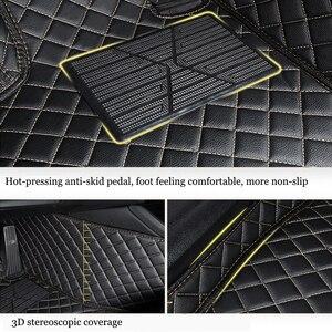 Image 4 - custom made Car floor mats for Mazda CX 5 CX 7 CX 9 MX5 ATENZA Mazda 2/3/5/6/8 All Models auto accessories car mats