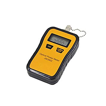 Joinwit JW3402 Optical Laser Source Power Meter -70~+6 Or -50~+26dBm Optical Power Meter Fiber Meter Tester