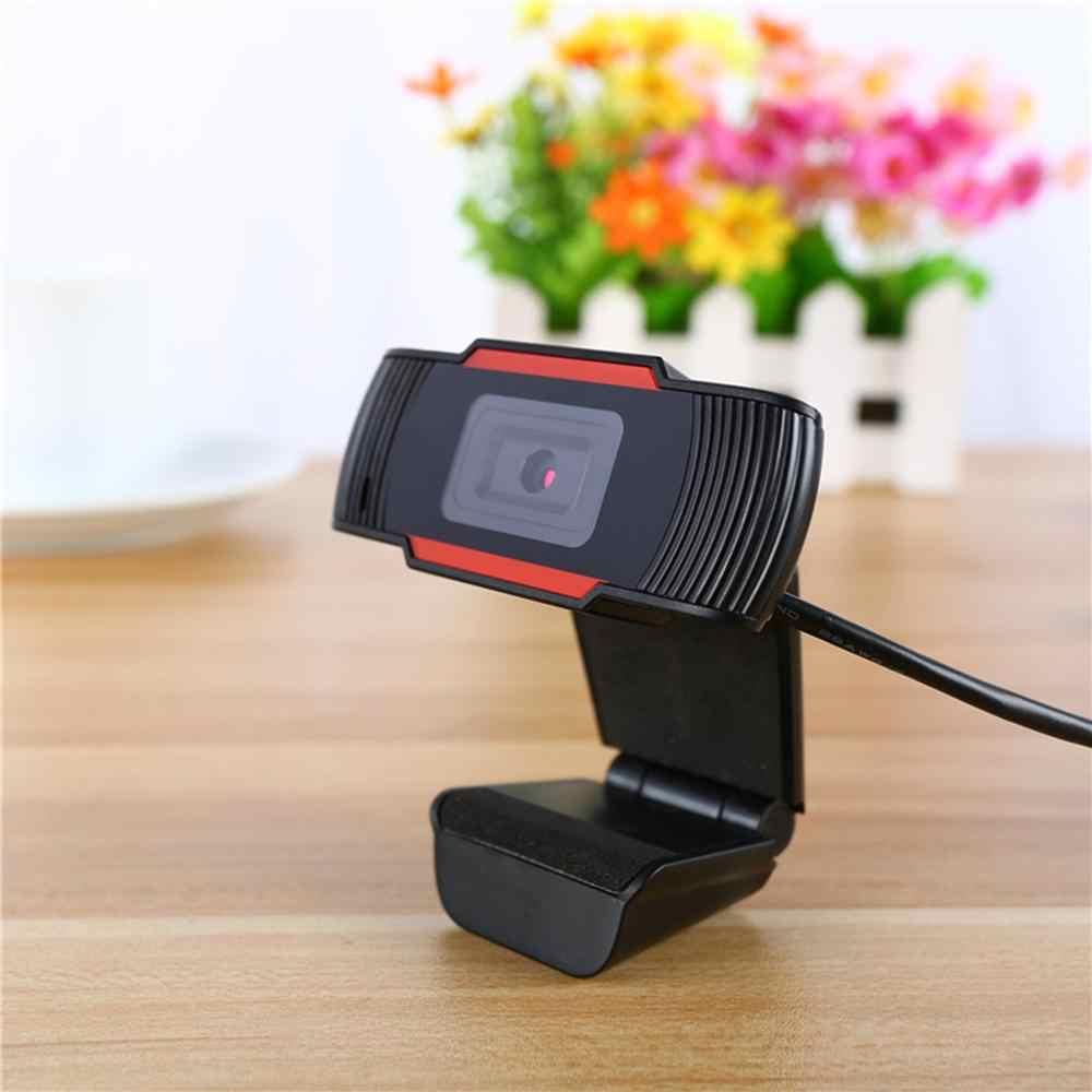 Веб-камера 720P 2,0 HD с поворотом на 30 градусов для ноутбука, USB, микрофон для записи видео, камера для записи видео с микрофоном для ПК, компьютера