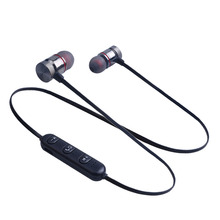 Sans fil bluetooth oth4.1 écouteurs sport en cours dexécution casque stéréo basse casque écouteurs mains libres avec micro pour iPhone Samsung Huawei