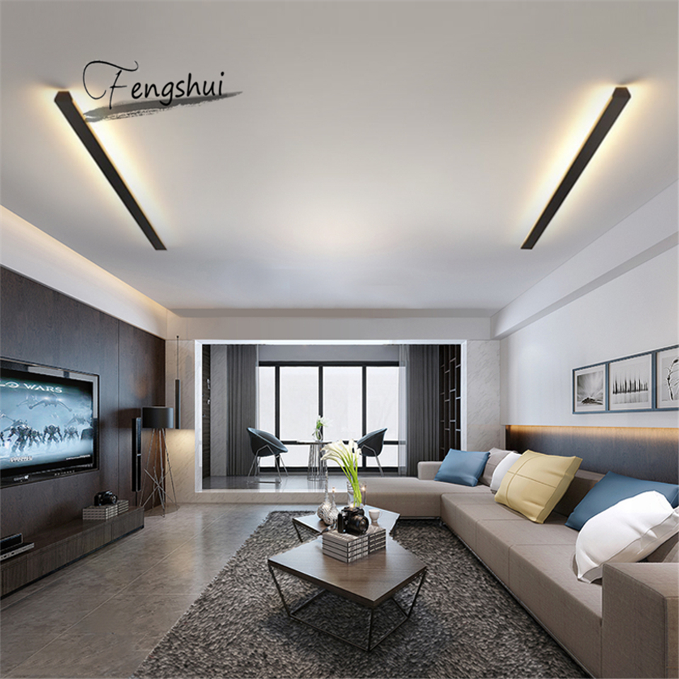 Nordic Art Bedroom Bedside LED Ceiling Lamp Living Room Background LED Ceiling Light Corridor Aisle Stairs Mirror Front Lighting