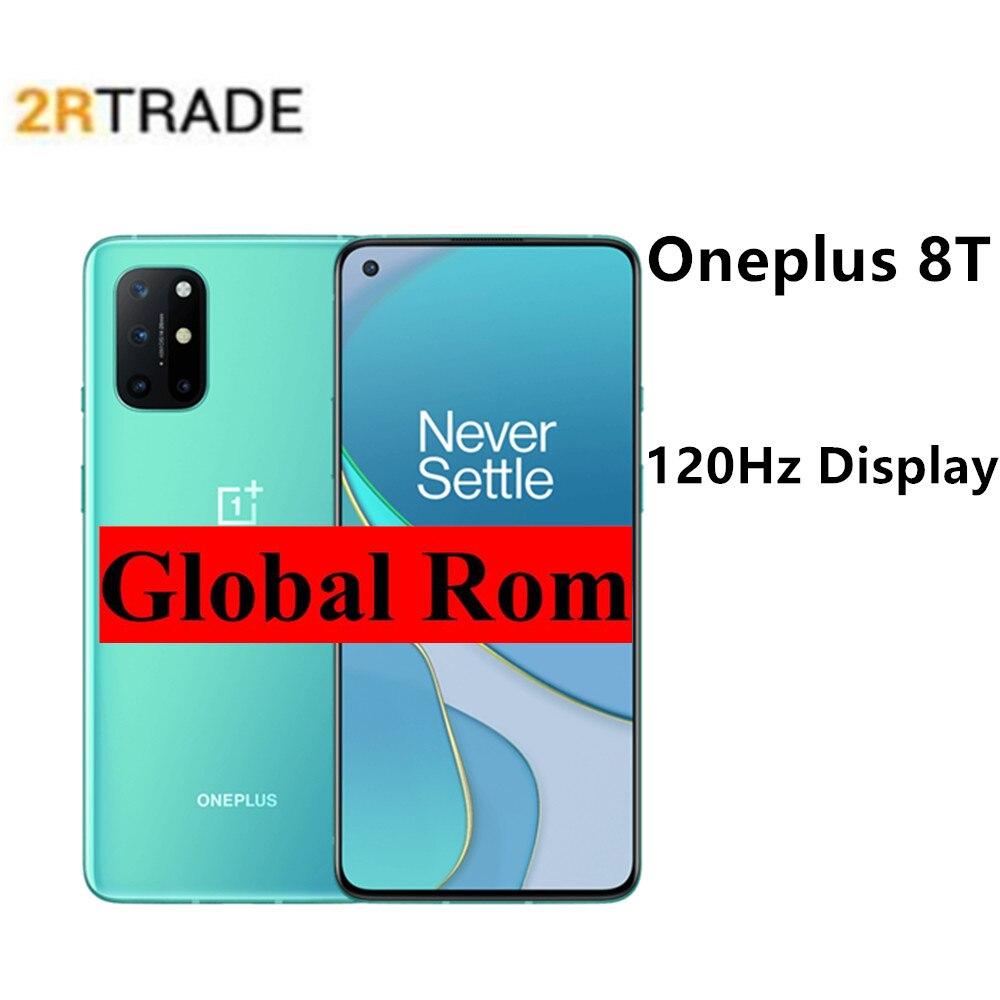 Чехол из ПВХ для Oneplus 8T 5G Snapdragon 865 смартфон 6,55