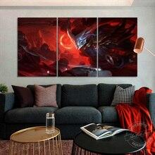 цена League of Legends Video Game Poster LOL Yasuo Wall Picture Hideonbush S HD Print Artwork Painting Playroom and Home Wall Decor онлайн в 2017 году