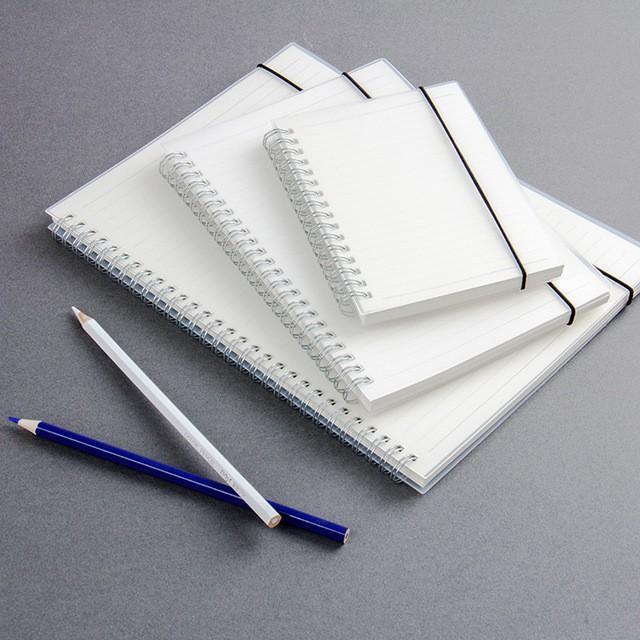 A6 Punteggiato Proiettile Ufficiale PP Blu Notebook Diario 160 Pagine Ufficio Studente Promemoria Personalizza Il Logo Planner Cancelleria C6 D10
