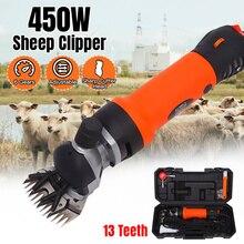 Shearing-Kit Pet-Hair-Clipper Electric Farm-Cut-Machine Sheep Eu-Plug Goat Wool-Cut