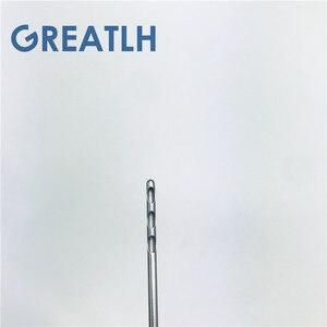 Image 2 - Three Hole fat harvesting cannula for stem cells,liposuction cannula fat transfer needle aspirator for beauty use