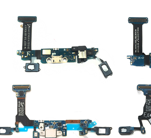 USB Charger Charging Dock Port Connector Flex Cable For Samsung Galaxy S6 S7 Edge S8 S9 Plus G920F G925F G930F G935F G950F G955F