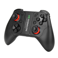 Mocute 053 Gamepad compatibile Bluetooth Joystick PC Controller Wireless telecomando VR Game Pad per PC Android IOS smartphone