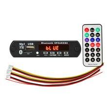 ARuiMei flac  5v-12v  Bluetooth5.0 MP3 Decoding Board Module Wireless Car USB MP3 Player TF Card Slot / USB / FM / Module