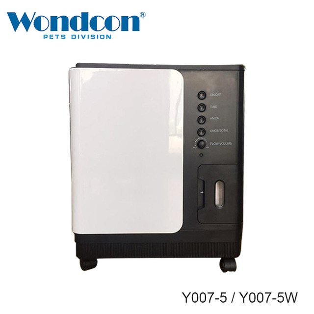 Wondcon Y007 5 / Y007 5W Portable Oxygen concentrator for Medical Homecare  Mini Oxygen Concentrator