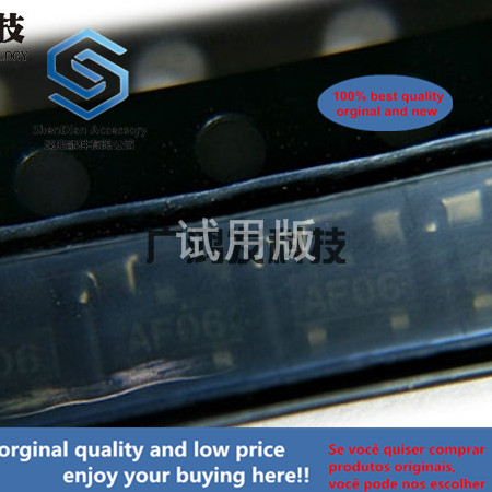 10pcs 100% Orginal New AF002C4-39 SOT-23 2.5GHz FET IC Control