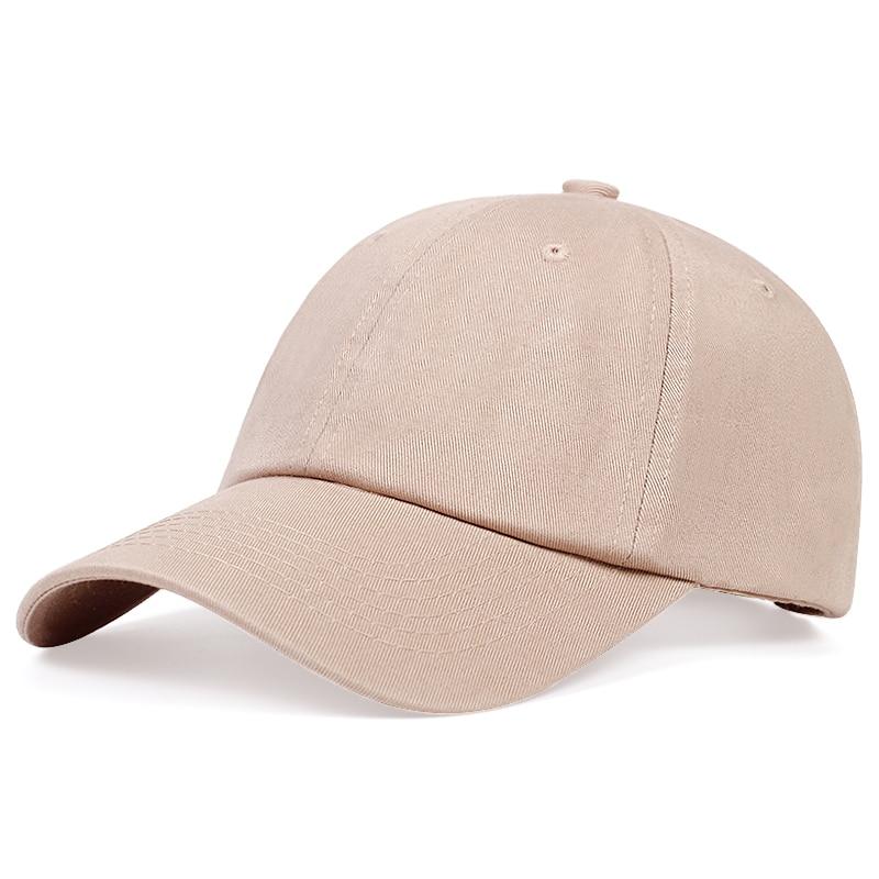 2020 New Macaron Series Light Board Baseball Cap Fashion Outdoor Multicolor Wild Sun Hat Sports Casual Dad Hats Cotton Sun Caps