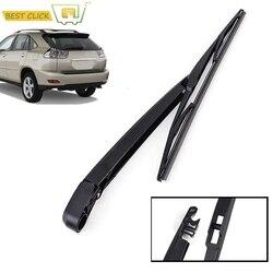 Misima Windshield Wiper Blade & Arm Set Kit For Lexus RX300 GX470 RX350 RX400h Rear Window 2009 2008 2007 2006 2005 2004 2003