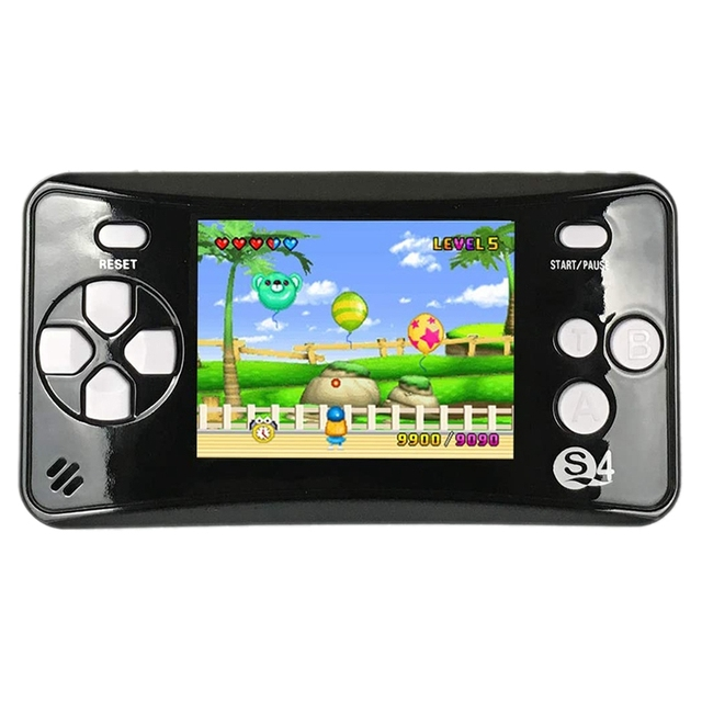 Portable Handheld Game Console for Children, Arcade System Game Consoles Video Game Player Great Birthday Gift