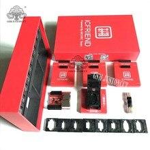MOORC caja E MATE X E MATE PRO, EMMC BGA 13 en 1, compatible con 2020, 100, 136, 168, 153, 169, 162, 186, 221, 529, original, nuevo, 254