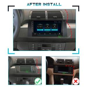 Image 2 - 2 Din Android 10 Autoradio PX6 Voor Bmw E39 E53 X5 M5 1999 2006 Multimedia Auto Stereo Auto audio Screen Navigatie Gps Bluetooth