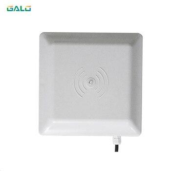 Galo UHF RFID считыватель карт 6 м длинный диапазон, Пассивный считыватель для парковочных решений
