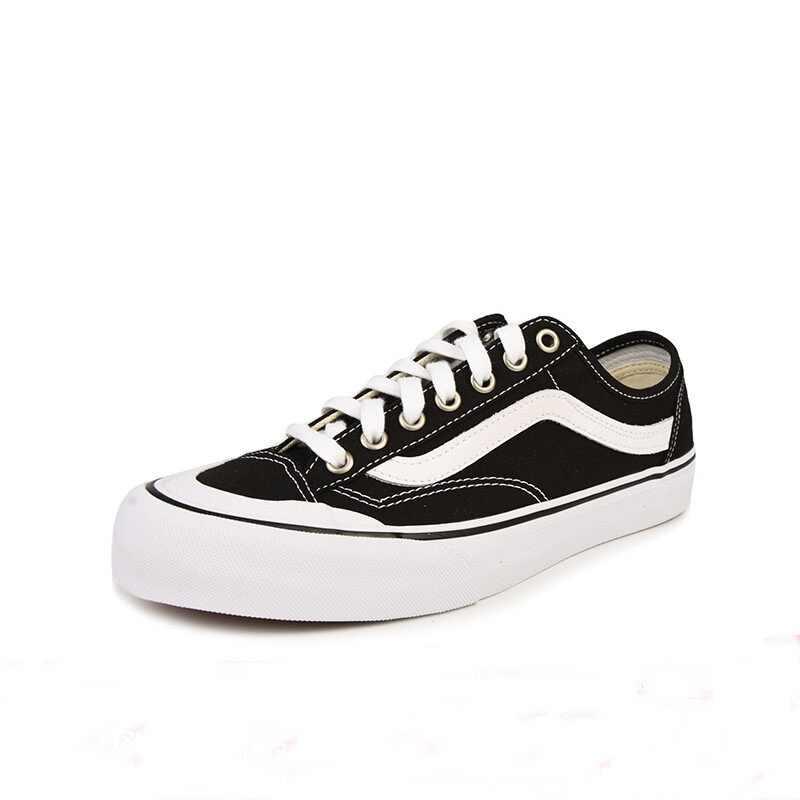 VANS STYLE 36 SF/обувь для мужчин и женщин; оригинальная Классическая парусиновая обувь в стиле ретро; повседневная обувь для катания на коньках черного цвета; коллекция 2020 года; VN0A3MVLY28