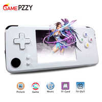 GAMEPZZY RS97 Retro Game Console opending system 64bit 3.0inch Portable Handheld Game Player 360 Degree controller