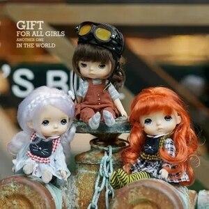 Image 3 - Youpin Monst Savage Baby Bid Doll 20 Cm wysokości mała i wykwintna dziecinna i urocza dziewczyna prezent