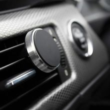 Magnetische Telefoon Houder Voor Telefoon In Auto Air Vent Mount voor iPhone HUAWEI Universele Smartphone Stand Magneet Ondersteuning Mobiele Houder