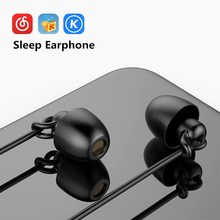 3.5mm In-Ear Earphone Noise Cancelling Sleeping Earbud Soft Silicone HiFi Headset Earbuds earphones with mic For Xiaomi Samsung original xiaomi hybrid pro hd high definition earphone in ear hifi earphones mi piston4 with mic circle iron mixed for redmi pro