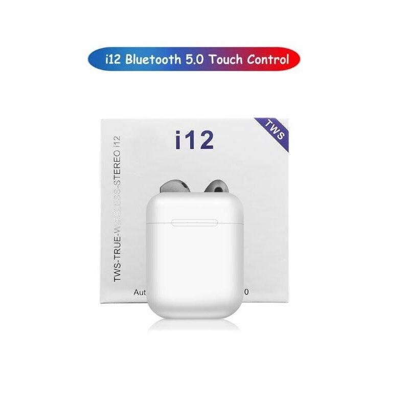I12 TWS mini stereo Wireless Headset Bluetooth Earbuds Kopfhörer nehmen auf air flugzeug Für Apple telefon Bluetooth Kopfhörer Wireless