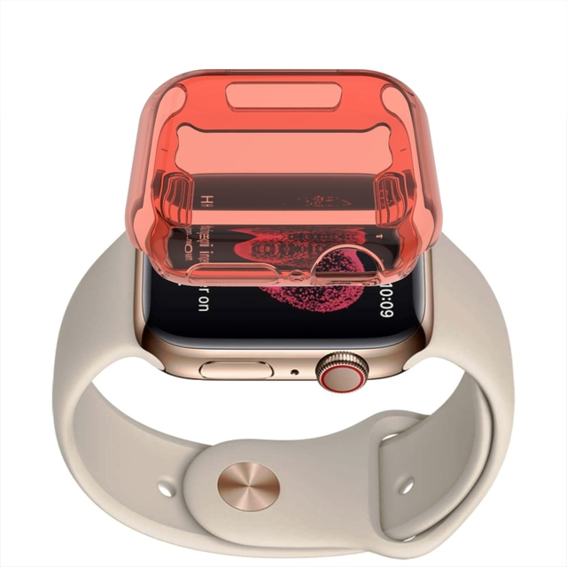 Colorful Screen Case for Apple Watch 6