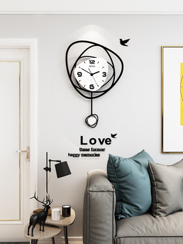 Large Decorative Wall Clock Modern Design Creative Large Kitchen Wall Clocks Decorative Living Room Home Decoration 2020 Ii50bgz Buy At The Price Of 66 24 In Aliexpress Com Imall Com