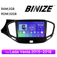 Android 9.1 Autoradio Multimedia Video Player Per LADA Vesta Cross Sport 2015 2016 2017 2018 di Navigazione GPS No dvd 2 din(China)