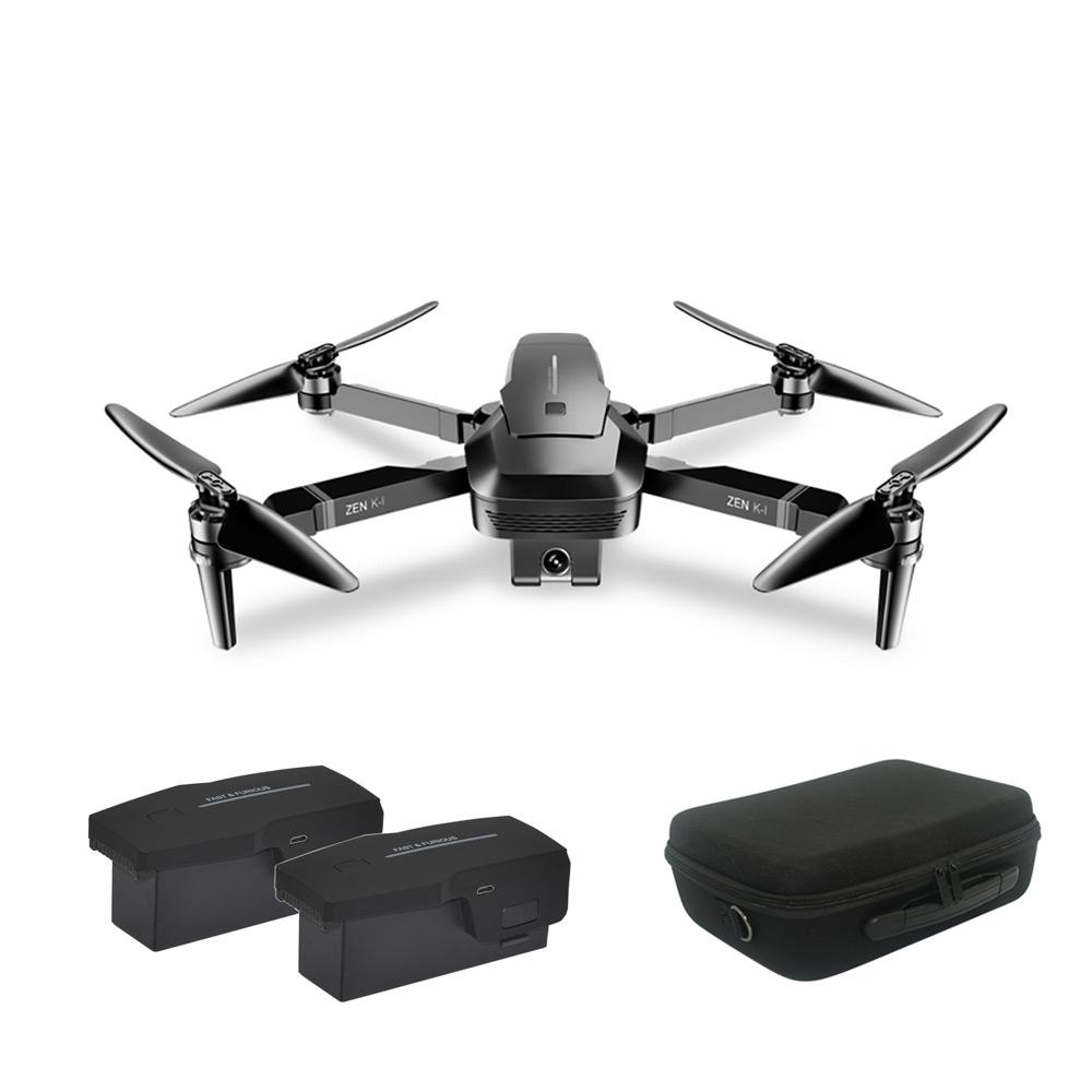 LeadingStar VISUO ZEN K1 Brush-less Dual Camera Optical Flow HD Zoom 4K Drone Folding Aerial Camera
