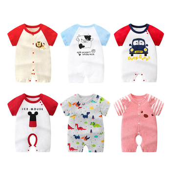 Baby Rompers Baby Boy Clothes Girls Clothing Newborn Infant Jumpsuit Winter Mickey Outfits Cartoon Onesies Baby Clothes baby knitted clothes baby girls rompers jumpsuit boy newborn infant baby sleeveless outfits clothes cute overall