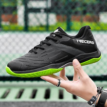 Оригинальные мужские волейбольные кроссовки черные чешки для
