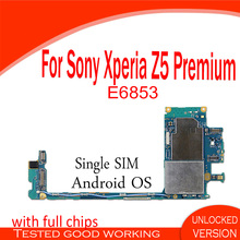 Unlocked Original for Sony Xperia Z5 E6853 32GB