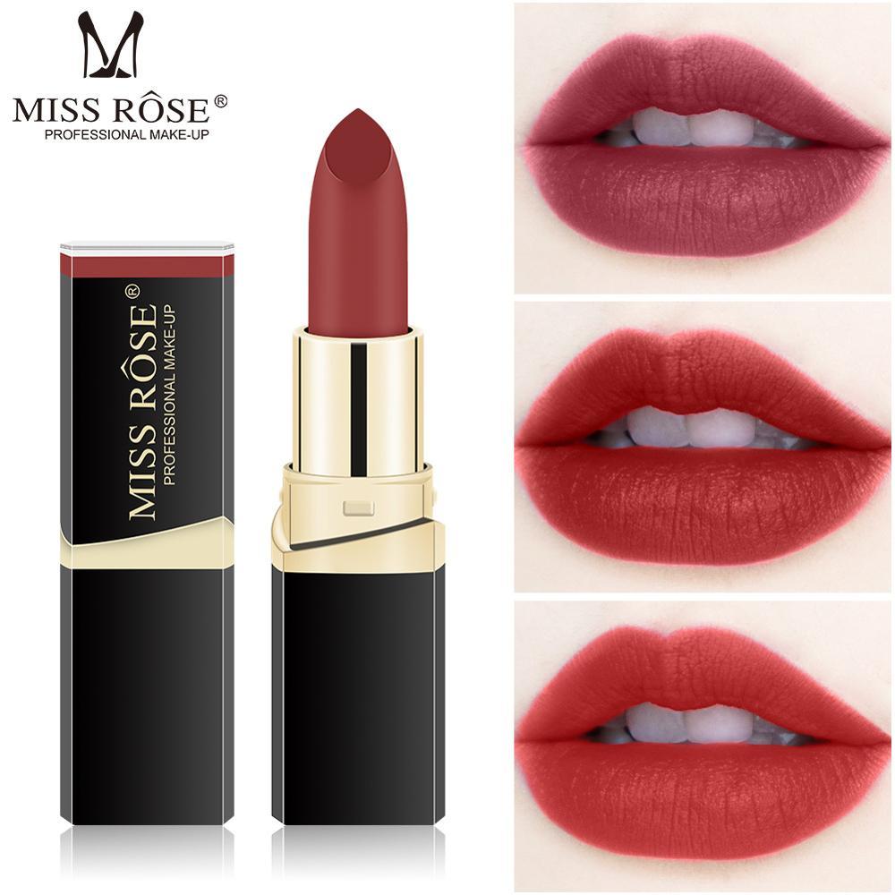 24 Colors Waterproof Women Makeup Lipstick Matte Long Lasting Nude Lipstick Kit Matte Lip Stick Cosmetics batom maquiagem