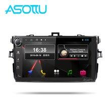 Asottu TO306 android 9,0 PX30 navegación gps con dvd para coche para Toyota corolla 2007 a 2008, 2009, 2010, 2011 coche dvd radio gps ESTÉREO