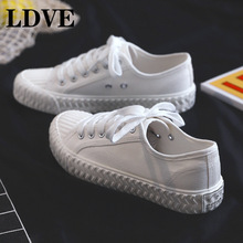 Woman Vulcanize Shoes Fashion Classic Casual Female Comfortable Flats Lady Lightweight Breathable Couple