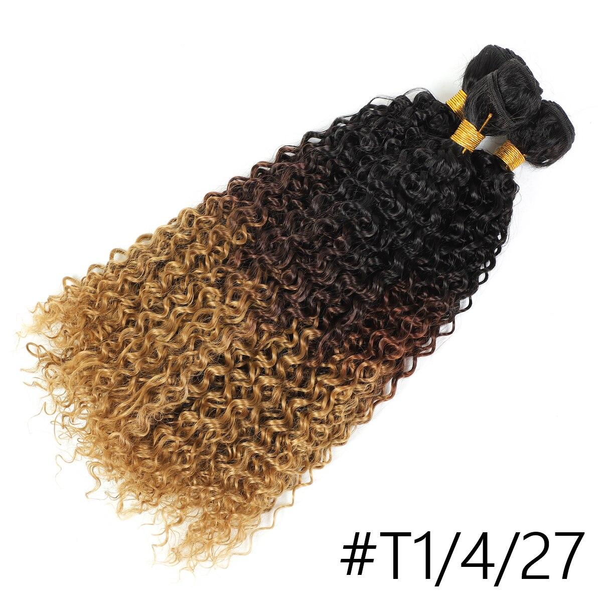 máquina trama cabelo tecelagem ombre cor tramas